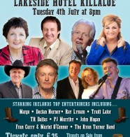 Country Music at the Lakeside Hotel, Killaloe