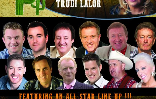 Country Startime Concert 17th April