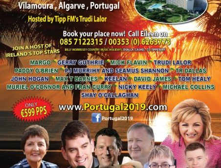 Portugal May 11th -18th 2019