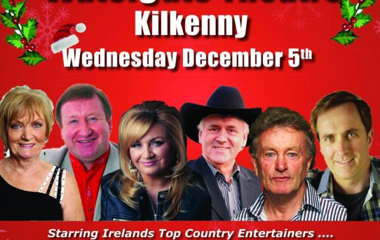 A Country Christmas - Watergate Theatre, Kilkenny -5th Dec