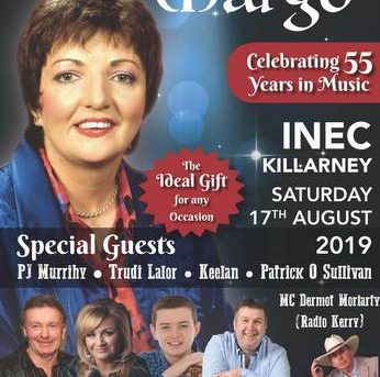 The Queen of Country & Irish INEC Killarney