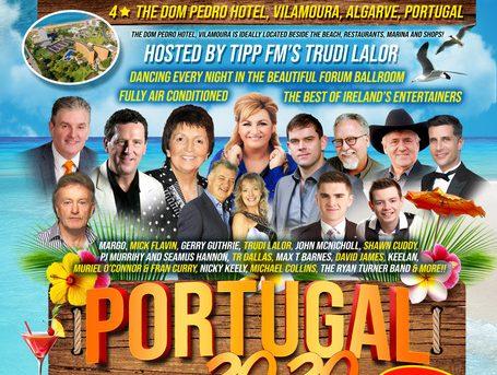 Trudi in Portugal