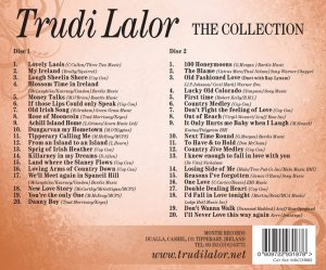 trudilalor.com CD cover The Collection by Trudi Lalor